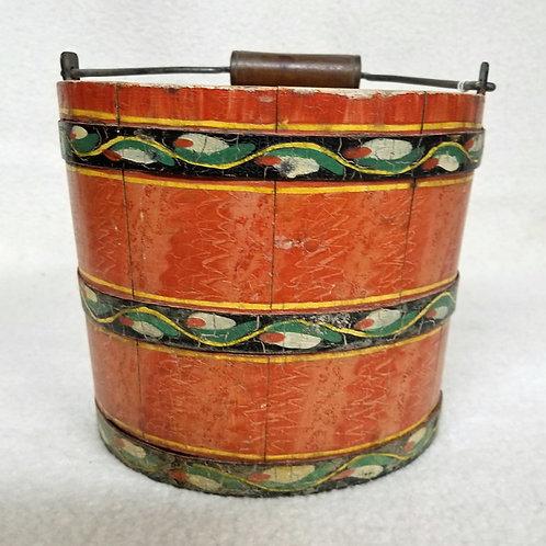 Lehnware Child's Bucket