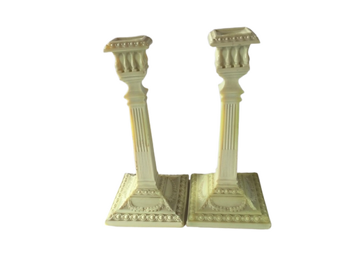 Pair of Classical Candlesticks