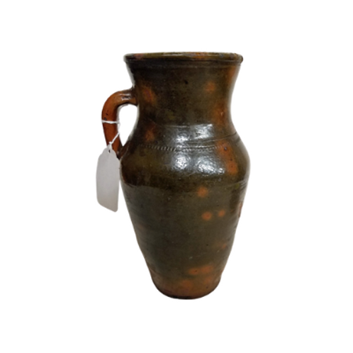 Redware Pitcher