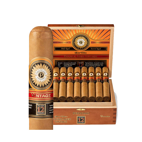 Perdomo Double Aged 12 Year Vintage Chruchill