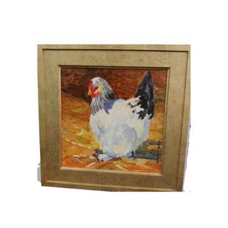 Chicken Potrait