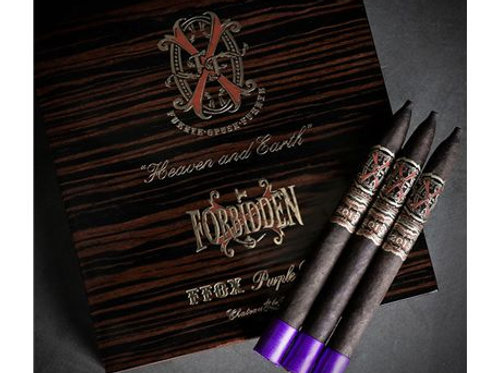 Arturo Fuente Aged Selection FFOX Purple Rain