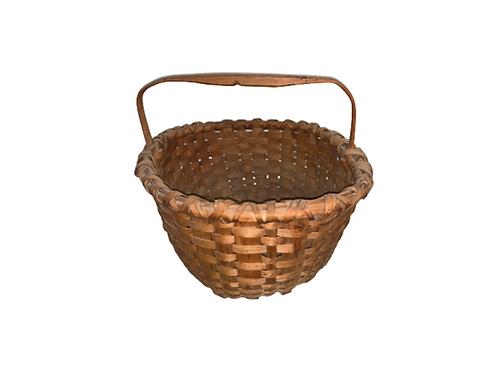 Large split basket
