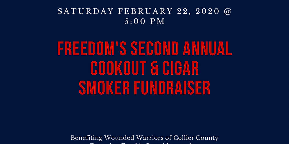 Second Annual Freedom's Cookout & Smoker