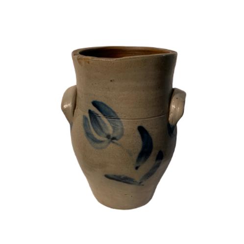 Decorated stoneware