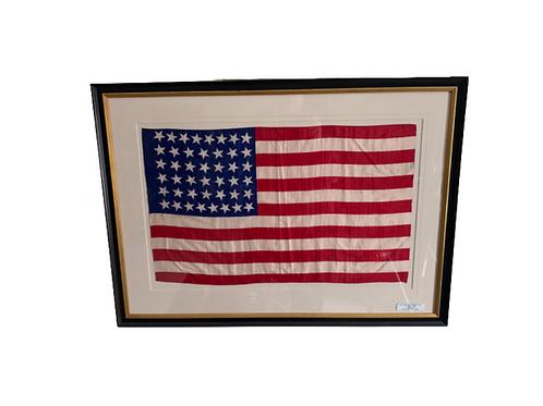 Silk 44 star parade flag