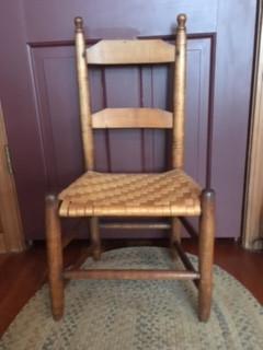 Ladder Back Chair.JPG