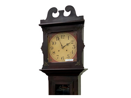 Ithaca tall case Grandfather clock