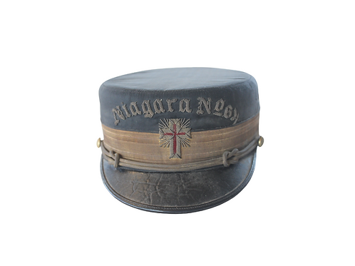 Knights Templar Society Hat - Niagara No 64 Local