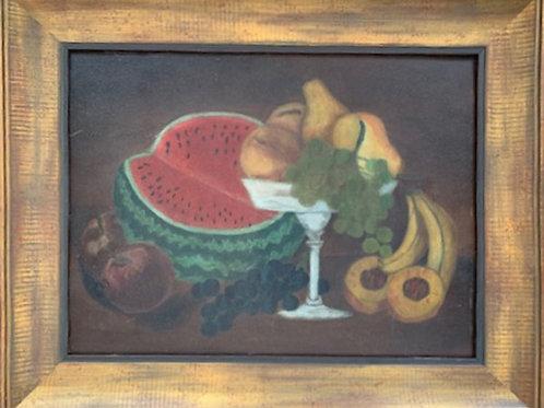 American Fruit Still Life