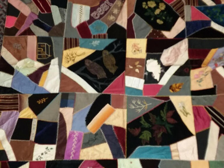 Crazy World of Crazy Quilts