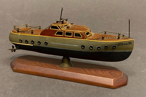Hand Done Boat Model