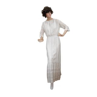 Victorain Lawn Dress