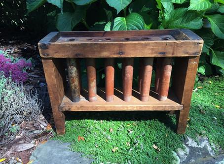 Alvin Wilcox Reware Candle Mold