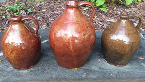 Redware Pottery Manufactured in Morganville, NY