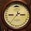 Thumbnail: No. 4 Office hanging Rosewood Ithaca calendar clock