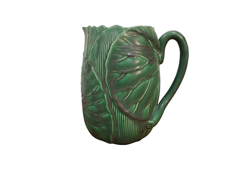 Green lemonade pitcher