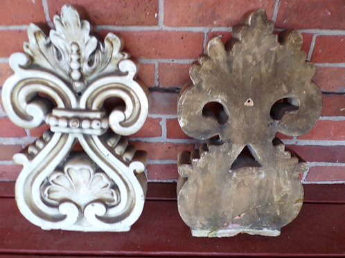 Architectural Relief Ornaments