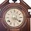Thumbnail: Walnut Ithaca calendar clock