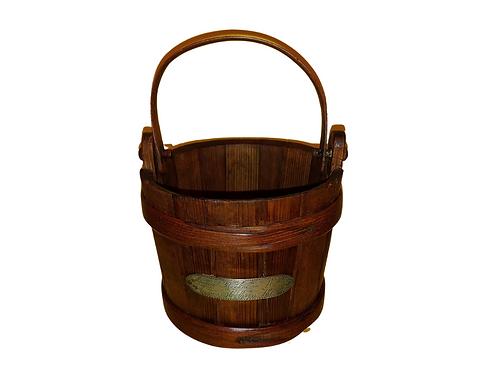 Staved berry bucket