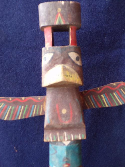 Large Rustic Totem