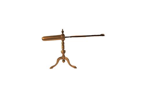 Brass Gophering Iron