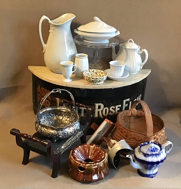May Member of Month Cavern View Antiques