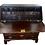 Thumbnail: Chippendale Mahogany & Birch slant front desk