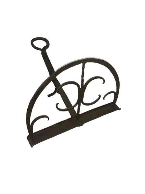 Blacksmith made wrought iron toaster