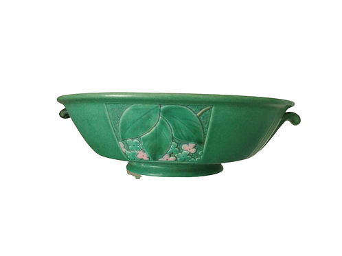 Weller Pottery console bowl