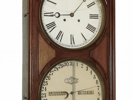 The Ithaca Calendar Clock Company