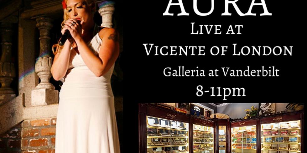 AURA at Vicente of London