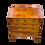 Thumbnail: Maple Chippendale slant front desk