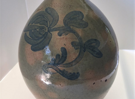 Lorenzo Johnson Pottery