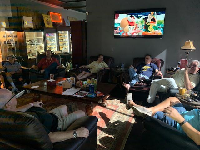 Watching OSU vs Michigan