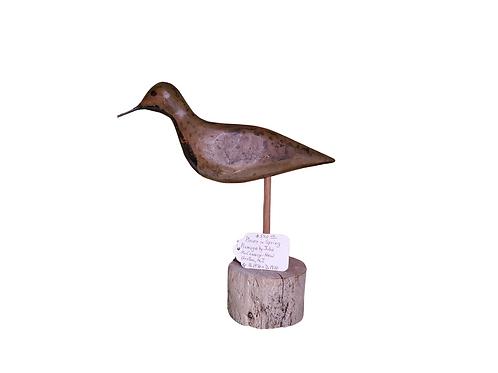 New Jersey Shore Bird Decoy