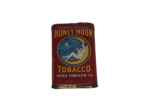 Honey Moon Pocket Tobacco Tin