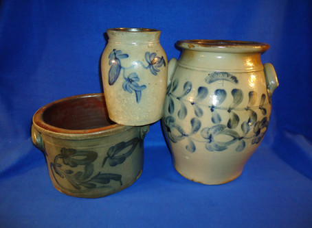 An Undervalued Opportunity:  The Stoneware of Beaver, Pennsylvania