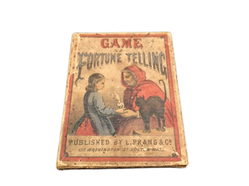Game of Fortune Telling