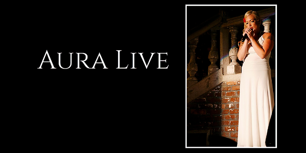 Aura Live at Vicente of London