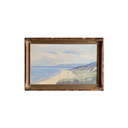 George King Painting 1924