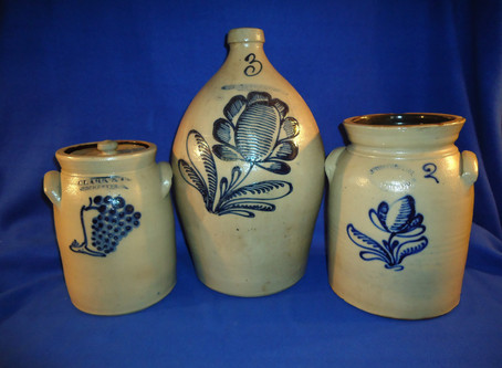 The Stoneware of Rochester, New York