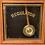 Thumbnail: Welch hanging Oak Regulator calendar clock
