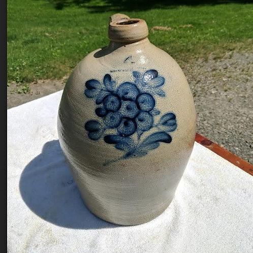 4 gal Cowden/ Wilcox jug