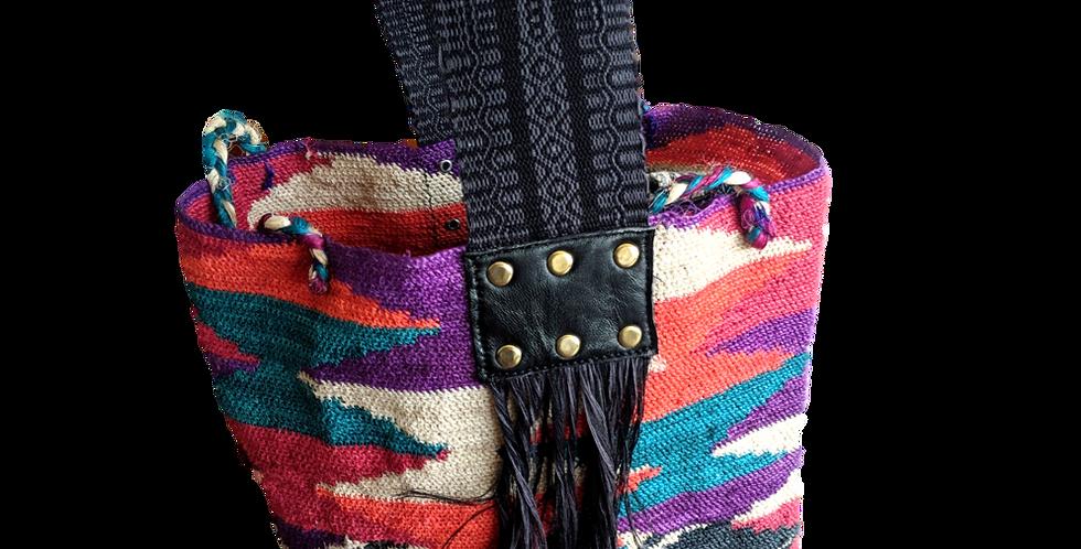 Intermediate multicolor with gray strap
