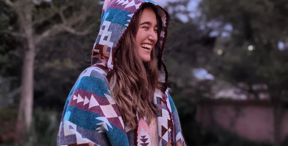 Aymara Hoodie Pastels