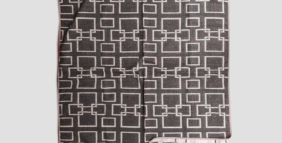 Blanket Villa -Brown grayish