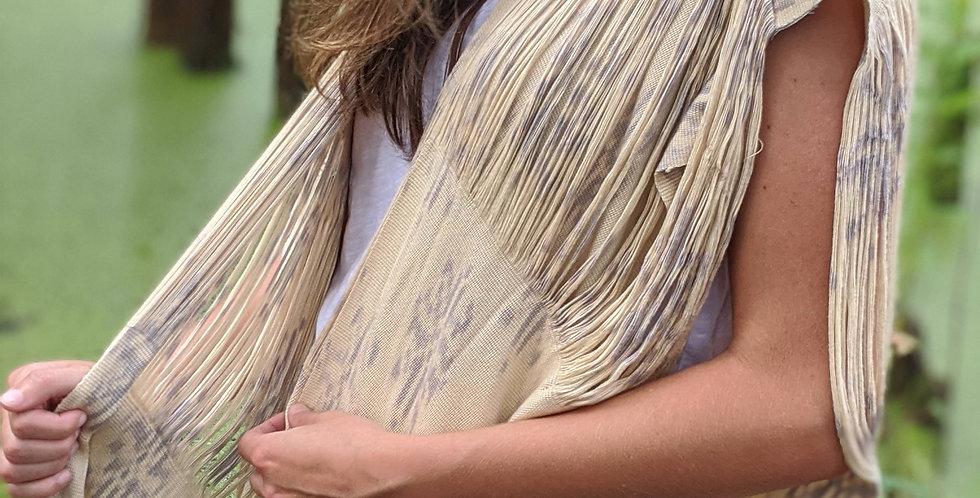 Kimono Macana Beet Dyed