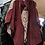 Thumbnail: Suede Leather Macana Cape