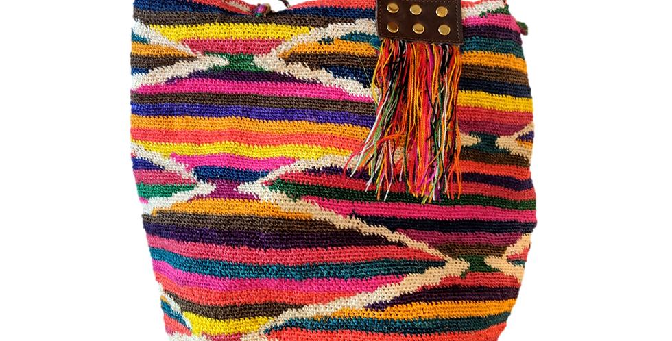 Xlarge Multicolor Inca trail